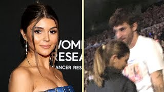 Olivia Jade And Isabella Giannulli Spotted At Jonas Brothers Concert Following Usc Departure
