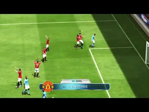 manchester united vs manchester city hoy