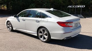 2018 Honda Accord 1.5L Touring WALKAROUND