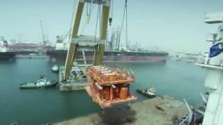 Installazione   OLT Offshore LNG Toscana