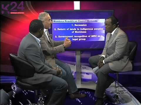 Sunday Wrap Interview With Najib Balala and Waikwa Wanyoike On The MRC