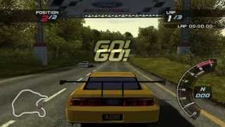 Ford Challenge - Mustangs - Duel / Ford Racing 3