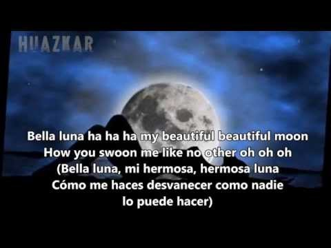 Bella Luna (Jason Mraz) with lyrics (interpretada al español)