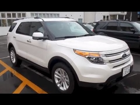 ford explorer limited exterior interior youtube