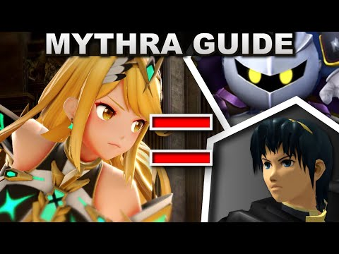 How to play Mythra, the BEST character in Ultimate (not clickbait)