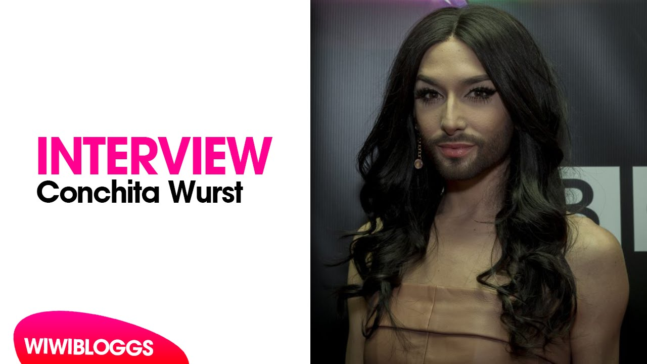 Conchita wurst and dana international in eurovision first star - Conchita Wurst Debut Album New Book Interview At Viennasphere London Wiwibloggs