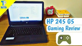 HP 245 G5 Full Gaming Review How does it game 300 dollar gaming pc