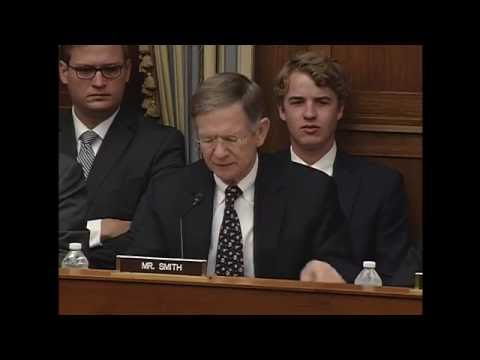 Are We Losing the Space Race to China, House Space Subcommittee, September 27, 2016