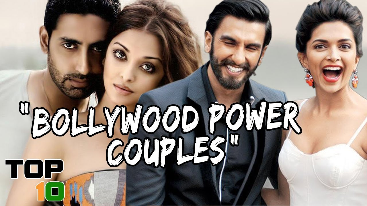 Top 10 Bollywood Power Couples