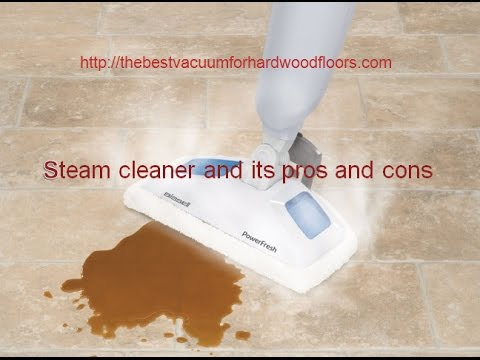 Steam Cleaner And Its Pros And Cons L Best Hardwood Floor Vacuum