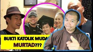 Download Video DEDDY CORBUZIER JADI ISLAM , BUKTI KATOLIK GAMPANG MURTAD??? MP3 3GP MP4