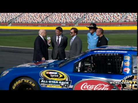Bruton Smith Would Like To Talk To Pat McCrory About Something