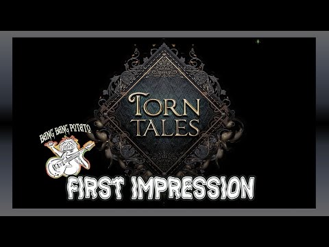 """Fairy Tale Squad Based Strategy"" Torn Tales PC - Review / First Impression Episode 1"