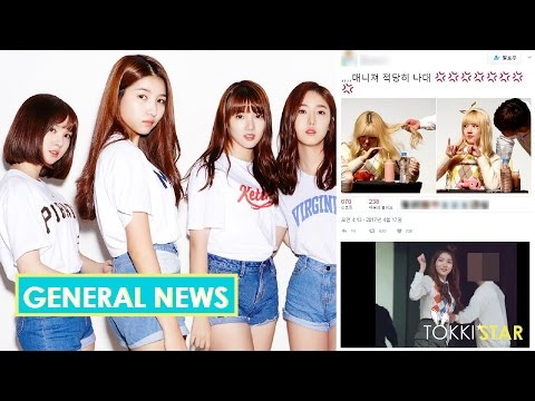 G-Friend fans say their manager is too touchy