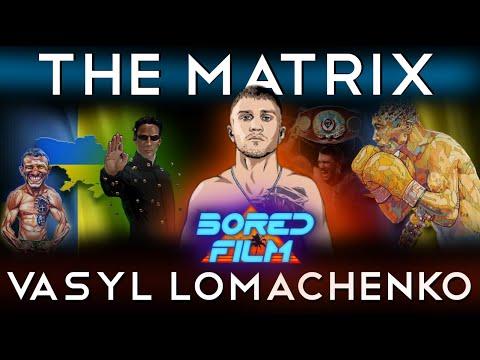 Vasyl Lomachenko - The Matrix (Original Bored Film Documentary)