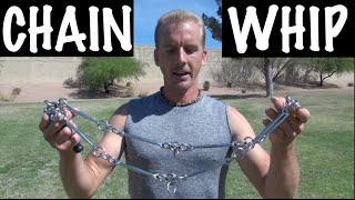 DEADLIEST Weapon in Martial Arts - CHAIN WHIP