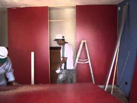 Como decorar la oficina de tu casa en 1 dia con melamina y for Como decorar una oficina en casa