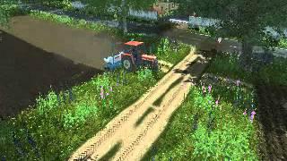 Rolnicy 2014 Siew buraków Farming Simulator 2013