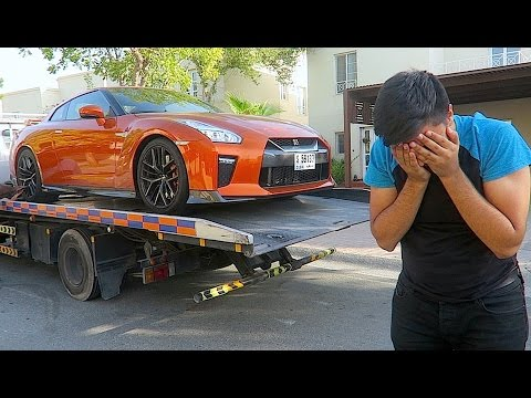 Goodbye Nissan GT-R ...