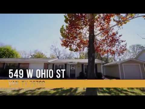549 W Ohio St, Van, TX 75790