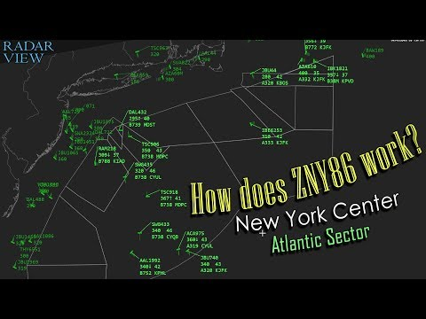 How does New York Center work? | Sector ZNY86 (Atlantic)