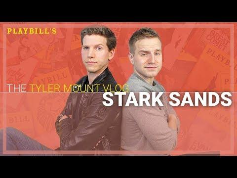 Kinky Boot's Stark Sands | TYLER MOUNT