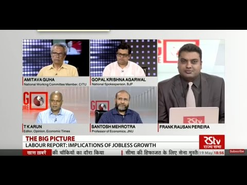 The Big Picture: Labour Bureau reports : highs and lows