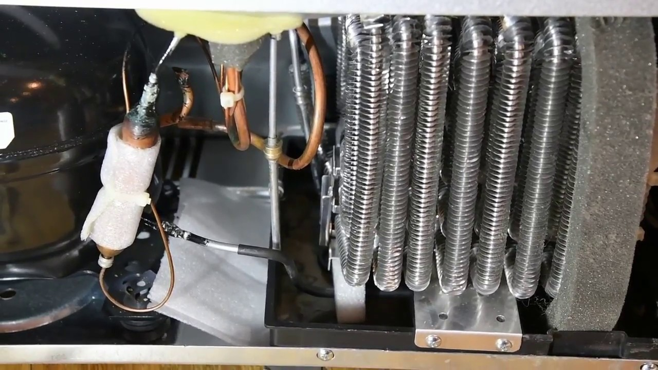 Noisy LG Refrigerator Repair