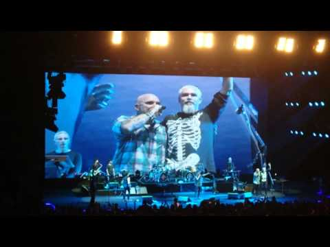 Los Cadillacs volvieron a los escenarios en el Luna Park y con un neuquino como protagonista