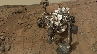 NASA Discovers Hint of Life On Mars!