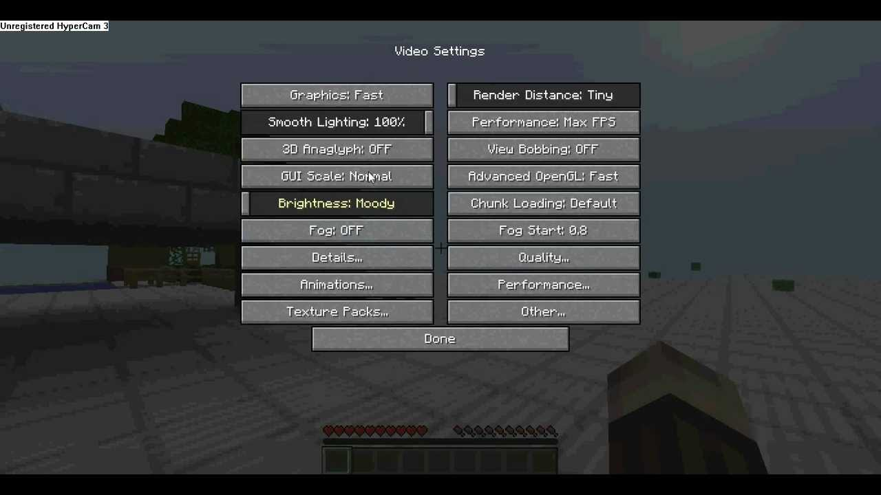 minecraft how to make chain armour