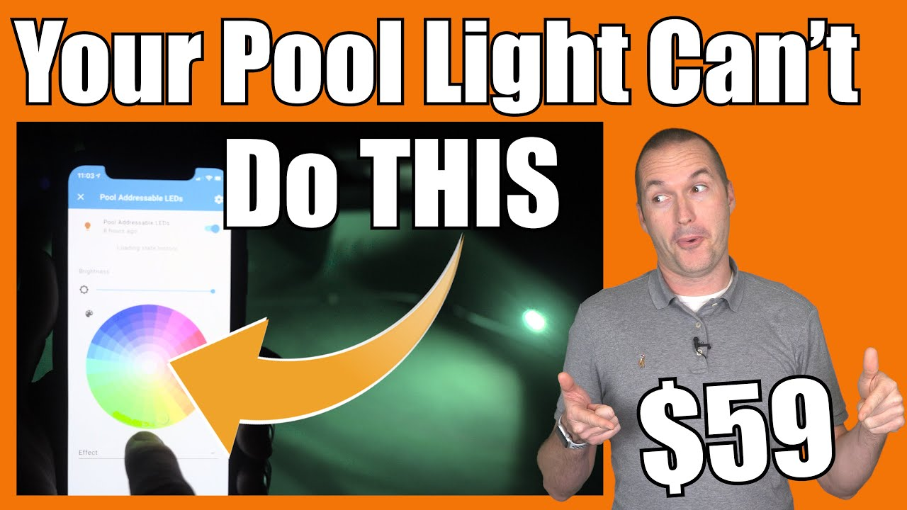 Build the BEST LED Pool/Spa Light, for $59! Better Than Anything On The Market.