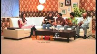 kadi aa mil sawal yaar by mekaal hasan band on Value Tv Morning Show