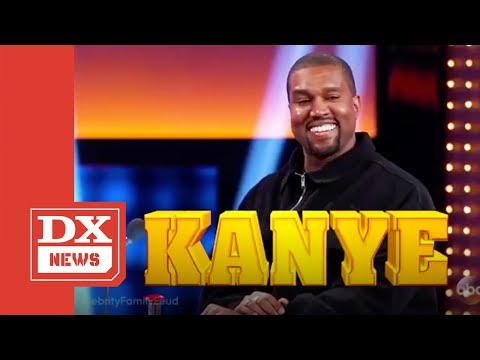 Steve Harvey Says Kanye West Was The Best Contestant On Celebrity Family Feud