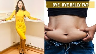 Lose BELLY FAT at Home for BEGINNERS | Weight Loss After Pregnancy | 100% Natural NO GYM NO DIET