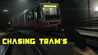 GTAV - Chasing Tram