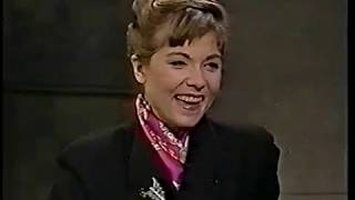 Theresa Russell on Late Night (1991)
