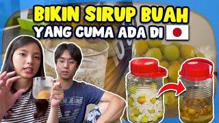 Bikin Sirup resep Jepang! Enak banget 😭