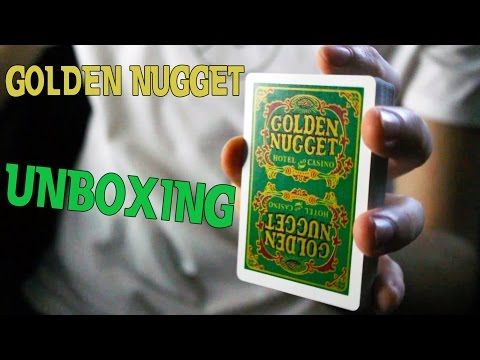 Golden Nugget Unboxing