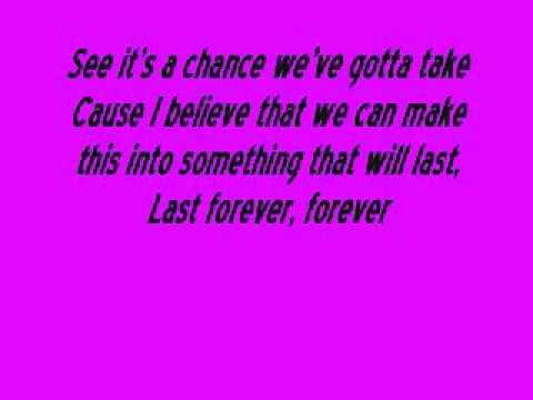 Crush Lyrics by David Archuleta