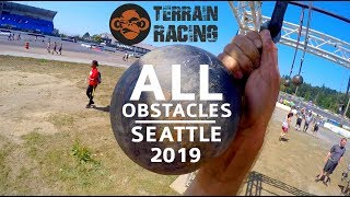 Terrain Race 2019 Obstacles  (Terrain Racing) - Seattle