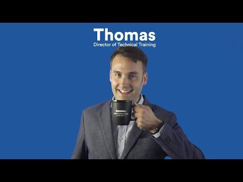 Meet the crew: Thomas