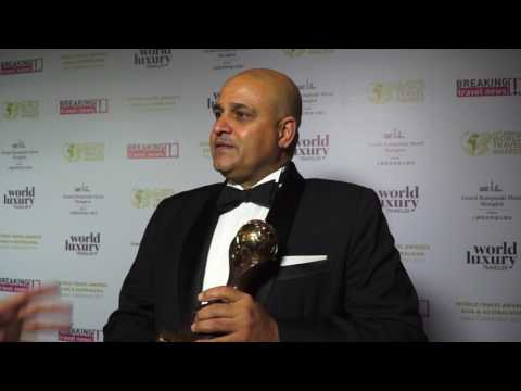 Arun Madhok, chief executive, Suntec Singapore Convention & Exhibition Centre
