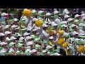 第101回夏の高校野球選手権大会 飯山高校(長野)、甲子園初得点に沸くアルプススタンド大応援団