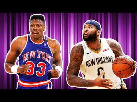Is DeMarcus Cousins The Next Patrick Ewing?