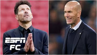 Atletico Madrid Or Real Madrid: Who Will Be Crowned Champion Of La Liga?   ESPN FC