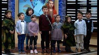 بامداد خوش - ویژه برنامه میلاد النبی - ترانه زیبا از کودکان و صحبت ها با انجنیر عمر عظیمی