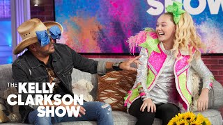 JoJo Siwa Says Her Bows Represent 'A Safe Place' For Kids To Feel Included