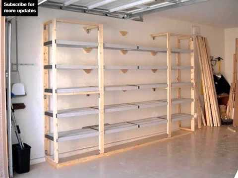 Storage & Shelving Picture Ideas | Garage Shelving Ideas