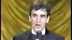 Brian Backer wins 1981 Tony Award for Best Featured Actor in a Play